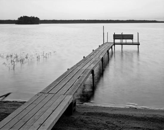 Dockside, Gunn Lake, MN