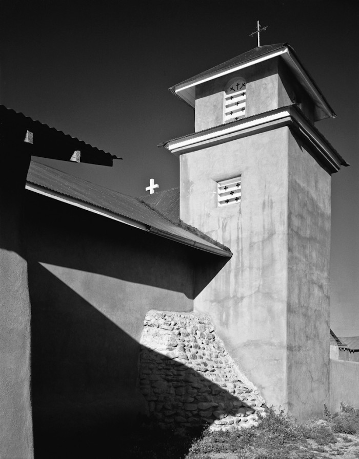 Bell Tower, Truchas, New Mexico