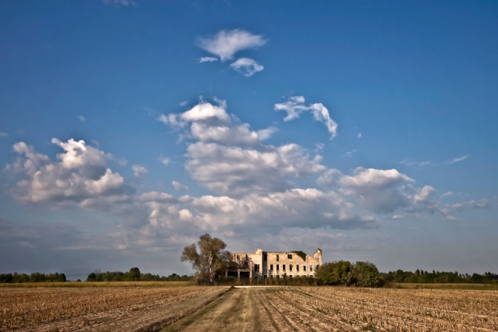 Abandoned Farm, Friuli Italy