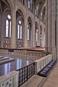 Grace Cathedral, San Francisco, CA